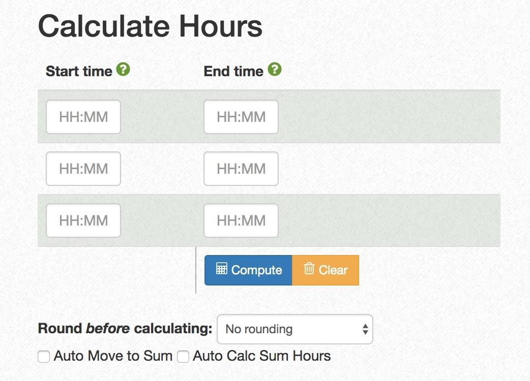 Time calculator@2x