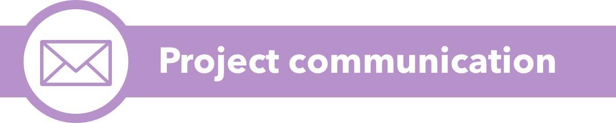 Project communication