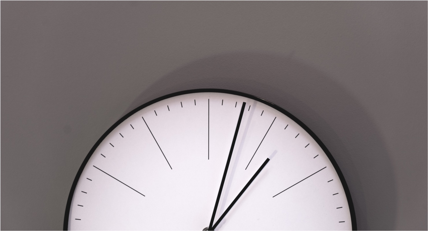 Time scarcity: what it is, how to hack it