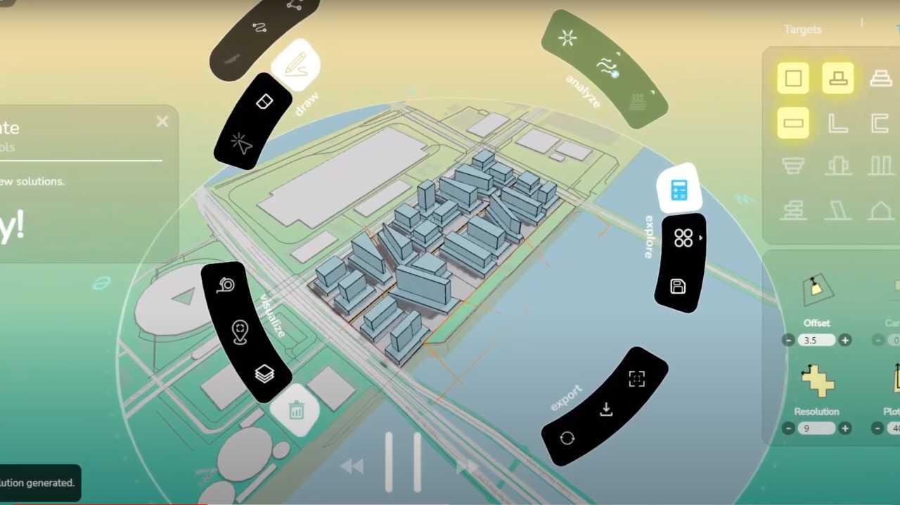 Generative Design AI in Building and Design