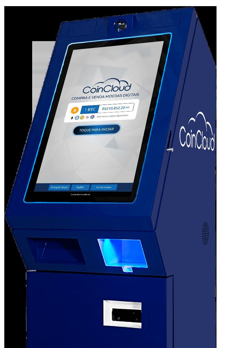 Coin Cloud DCM machine