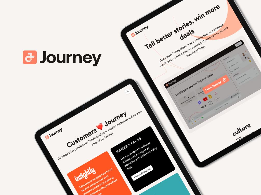 Journey.io project