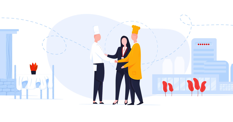 Czy możesz połączyć swoją ulubioną restaurację z usługą SmartLunch?