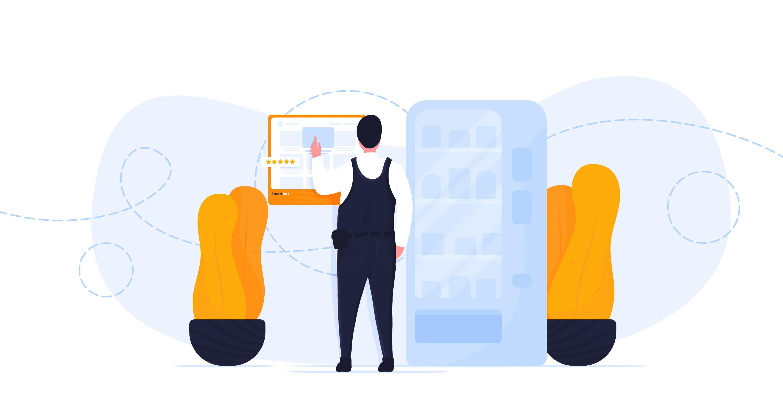 SmartLunch jako alternatywa dla automatów vendingowych