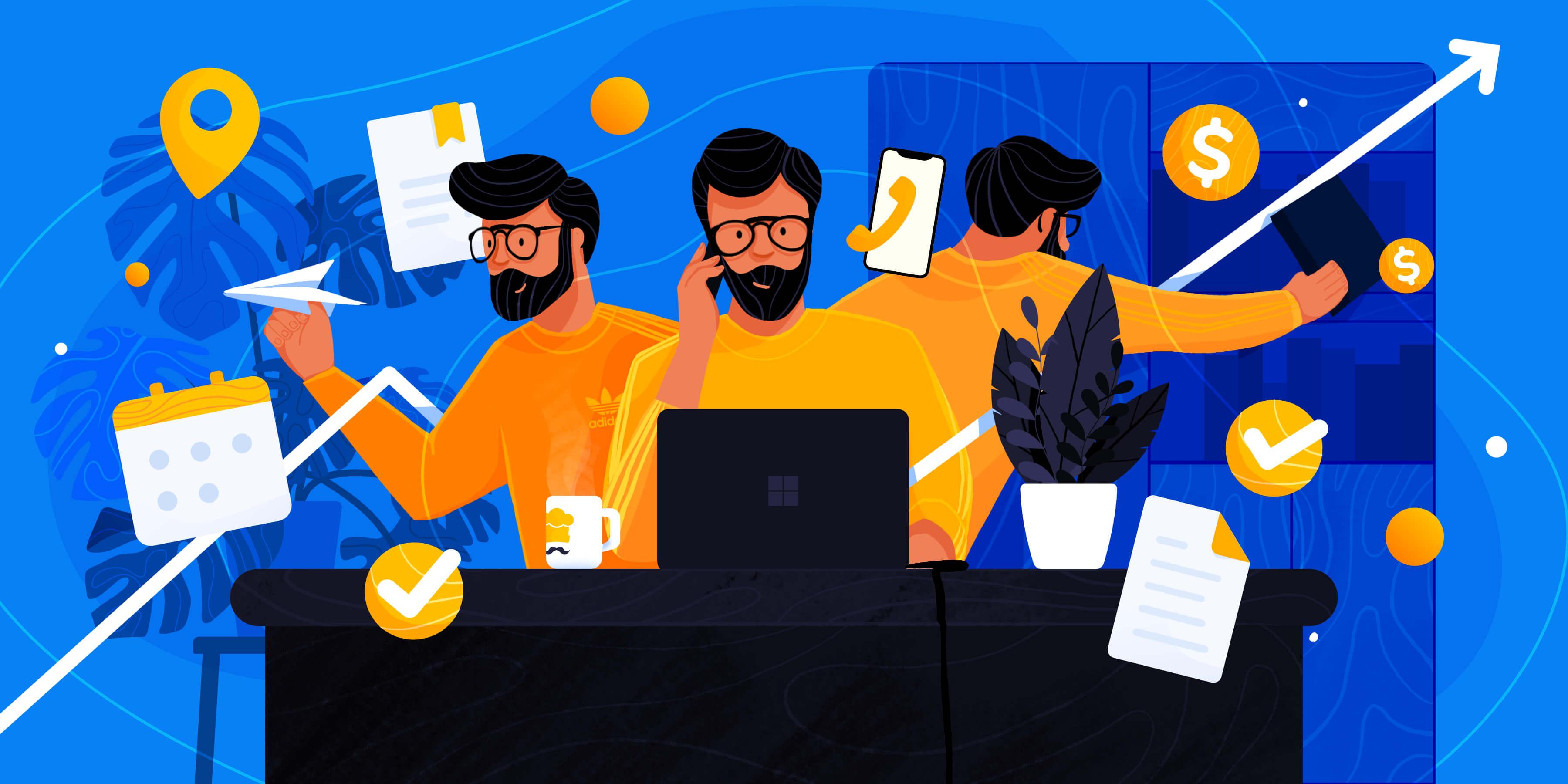 Wydajność pracy - czym jest i jak ją poprawić?
