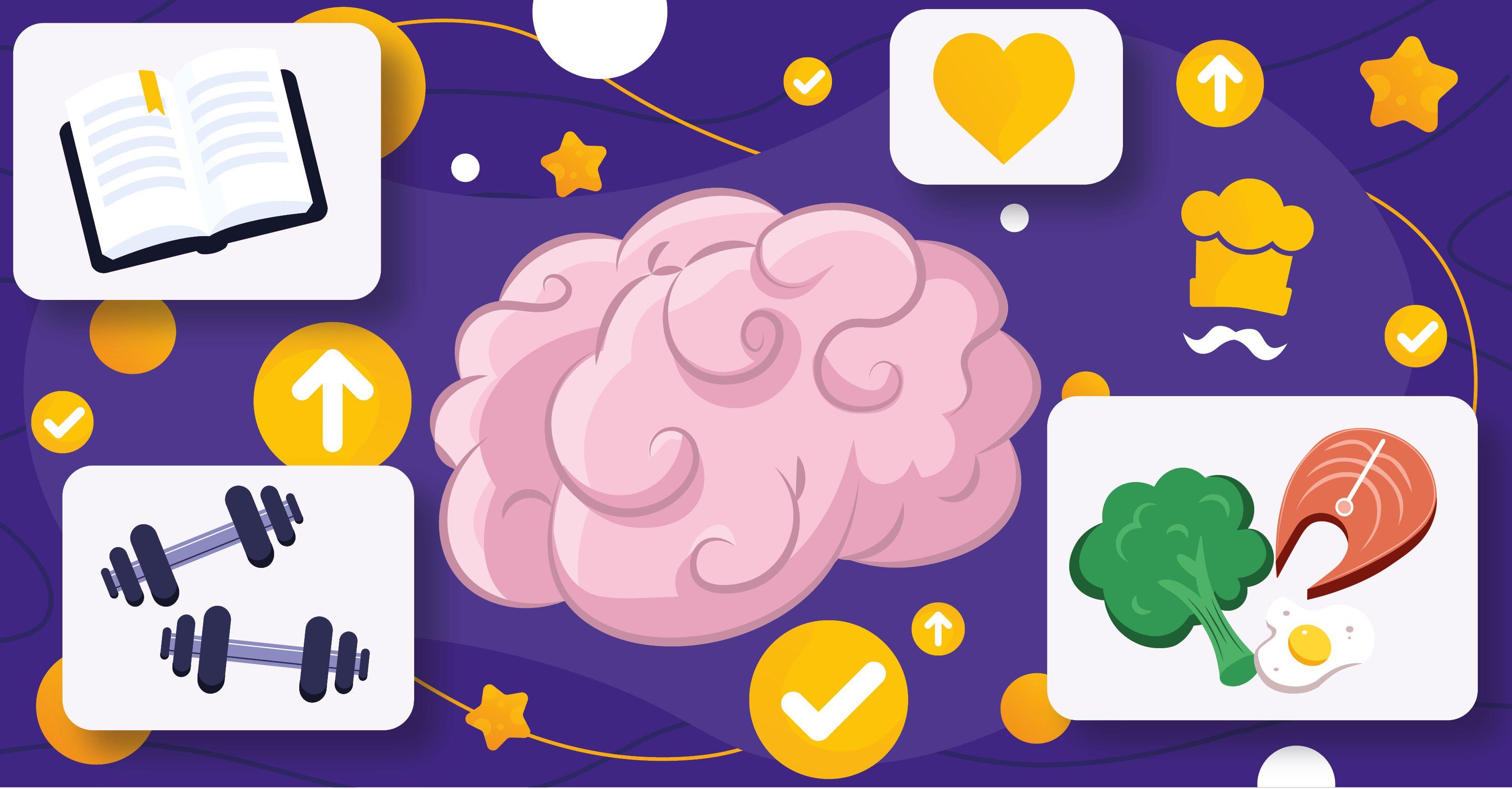 To ważne czym karmisz swój mózg