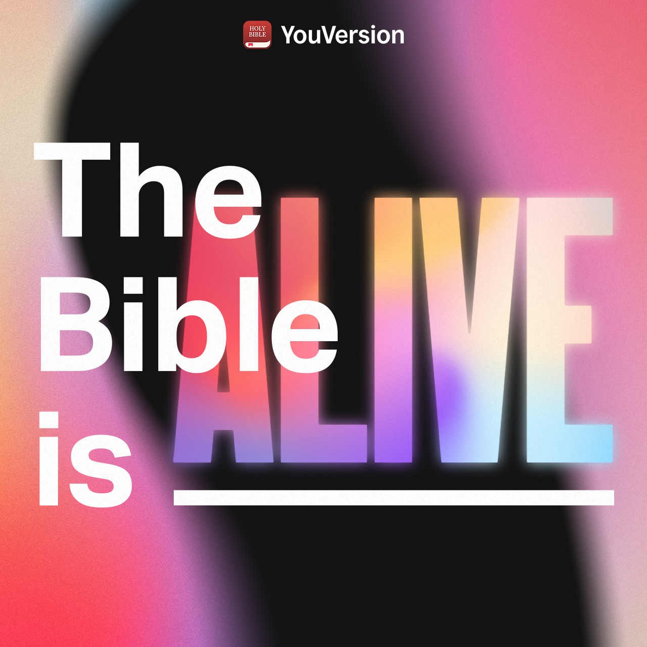 The Bible is Alive Campaign Kit