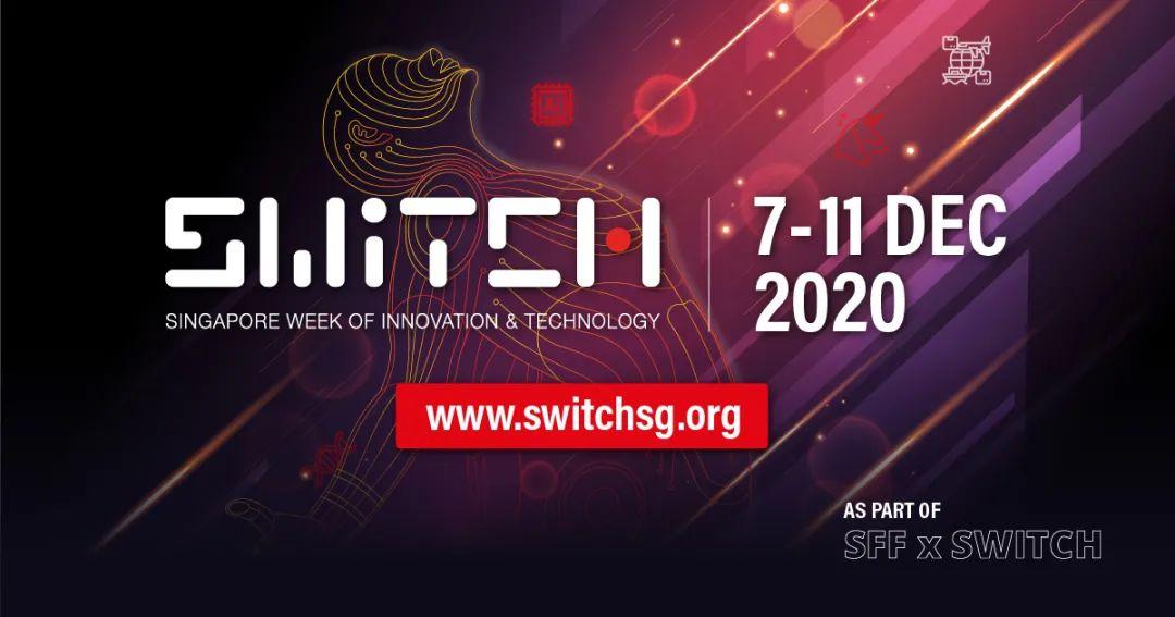 XNode 创极无限成为新加坡科技创新周合作伙伴