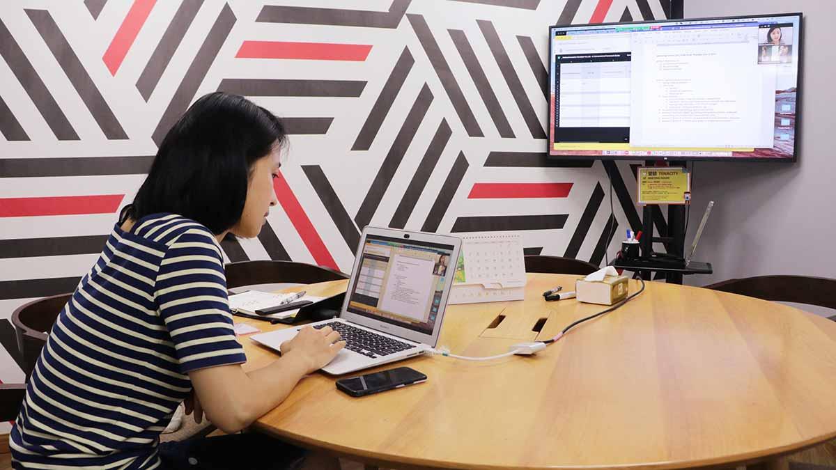 韩国创企线上联合加速营启动