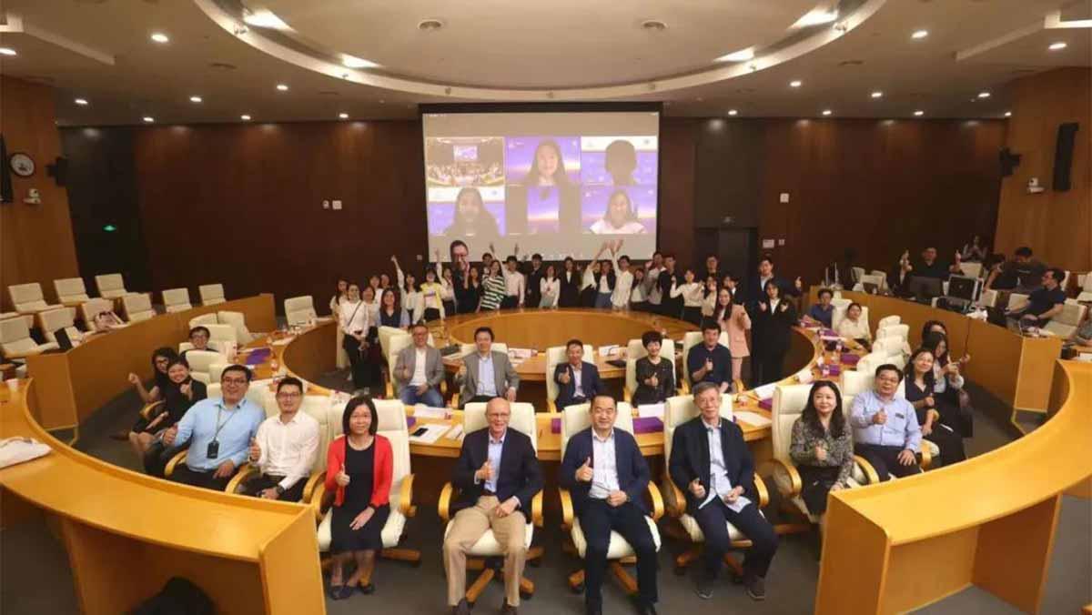 2021霍特奖峰会暨弘然资本捐赠仪式在香港中文大学(深圳)举行