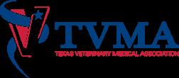Texas Veterinary Medical Association logo.
