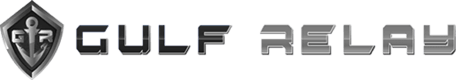 Gulf Relay logo