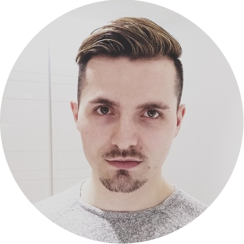 Photo of Mihail Lead Frontend Developer for TeamSportz