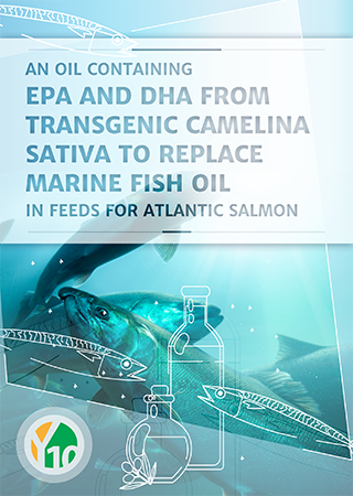An oil containing EPA and DHA from transgenic Camelina sativa to replace marine fish oil in feeds for Atlantic salmon (Salmo salar L.): Effects on intestinal transcriptome, histology, tissue fatty acid profiles and plasma biochemistry