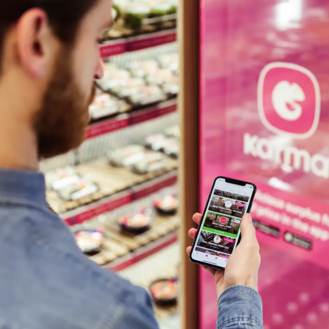 Karma app aims to help restaurants in the EU and UK reduce food waste by redistributing surplus