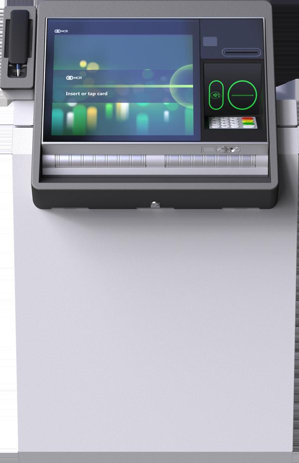 ITM Interactive Teller Machine