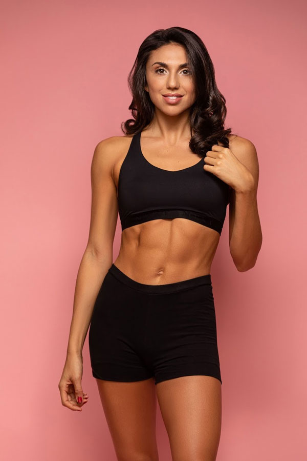 London Personal Trainer Maria