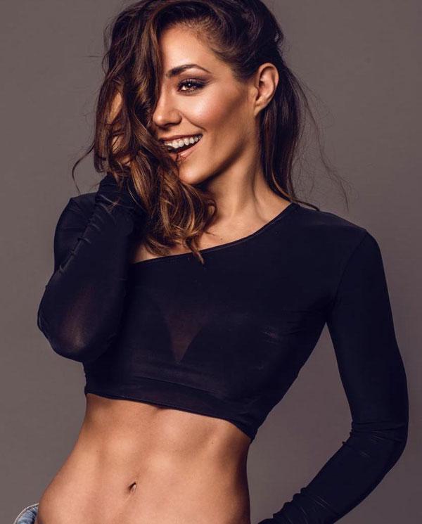 London Personal Trainer Alicia