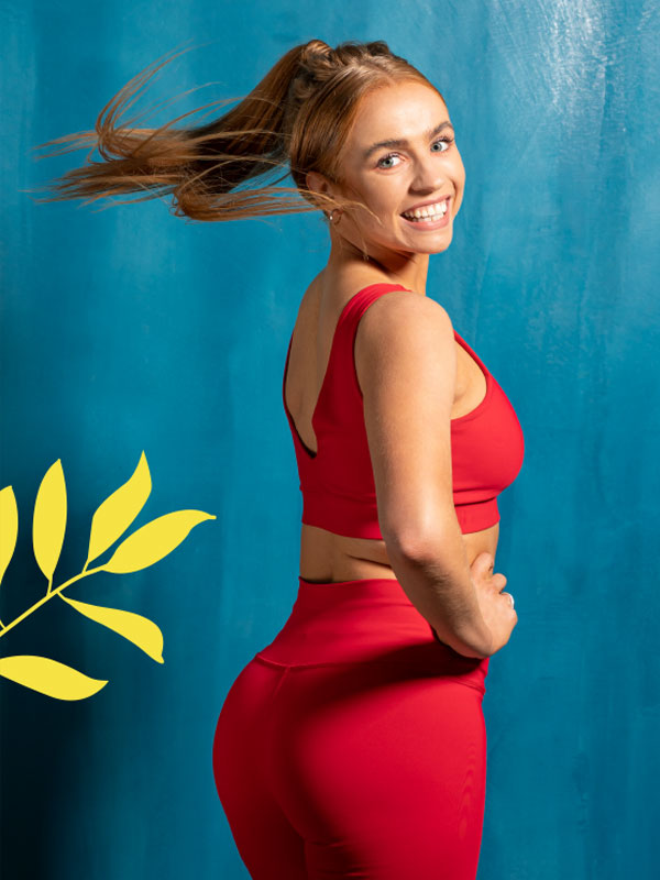London Personal Trainer Claire