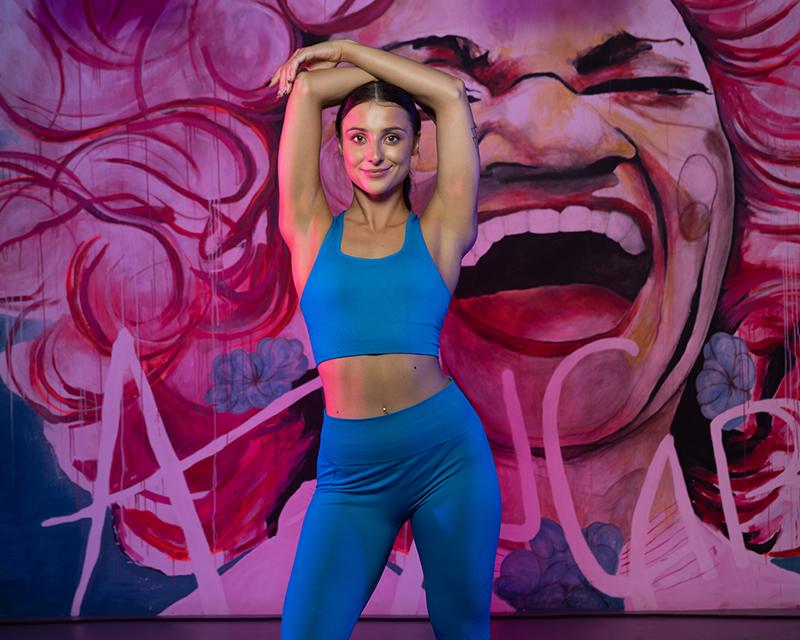 London Personal Trainer Bella