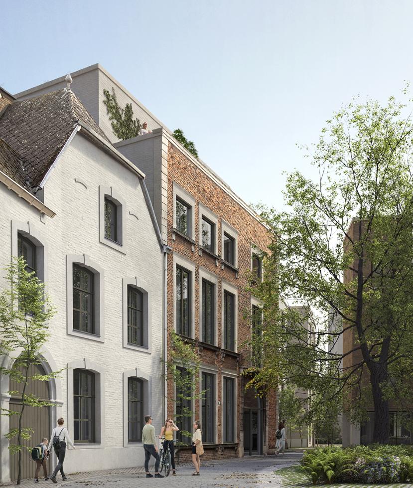 Onroerend erfgoed Gilen Real Estate