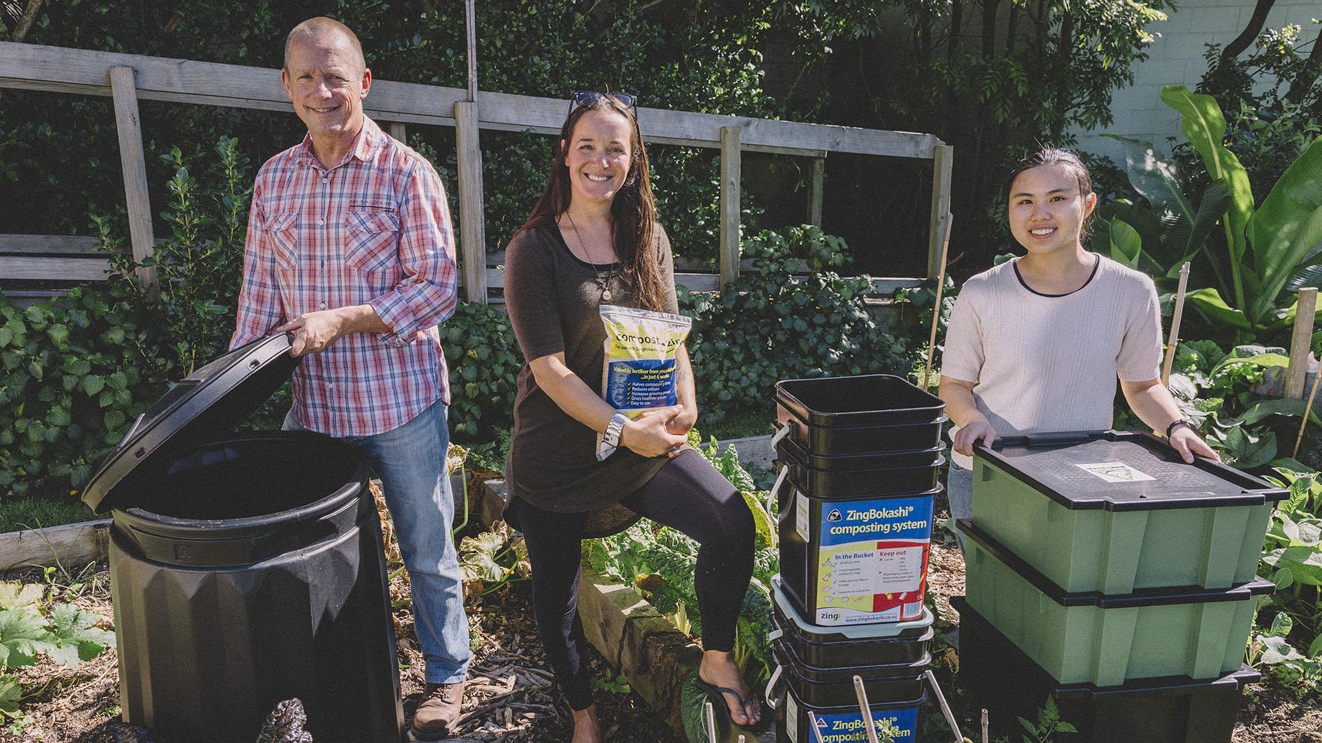 Compost Collective workshops