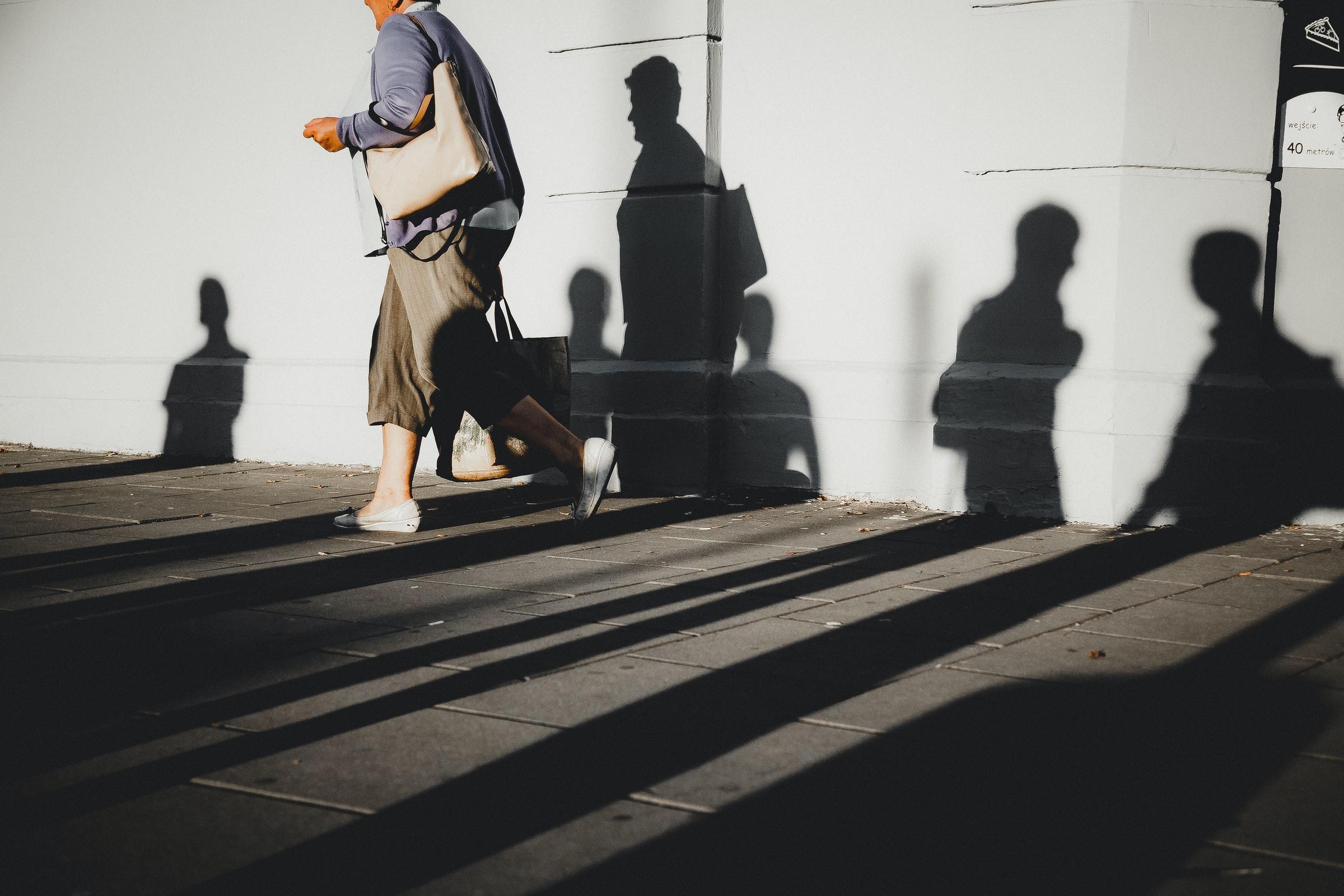 Women in Urbanism walking tour