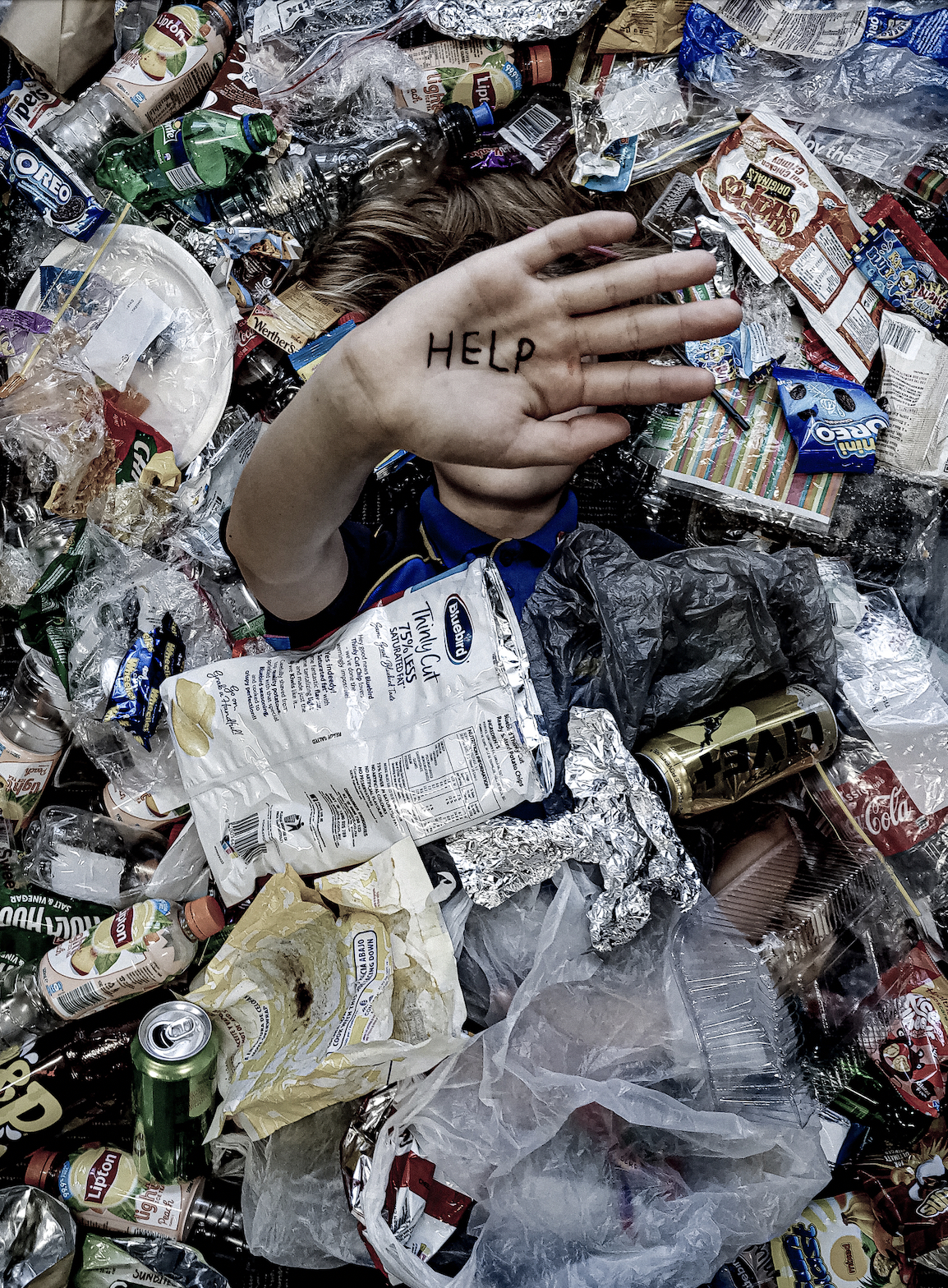 #Litter Less Campaign - Reduce Environmental Pollution!