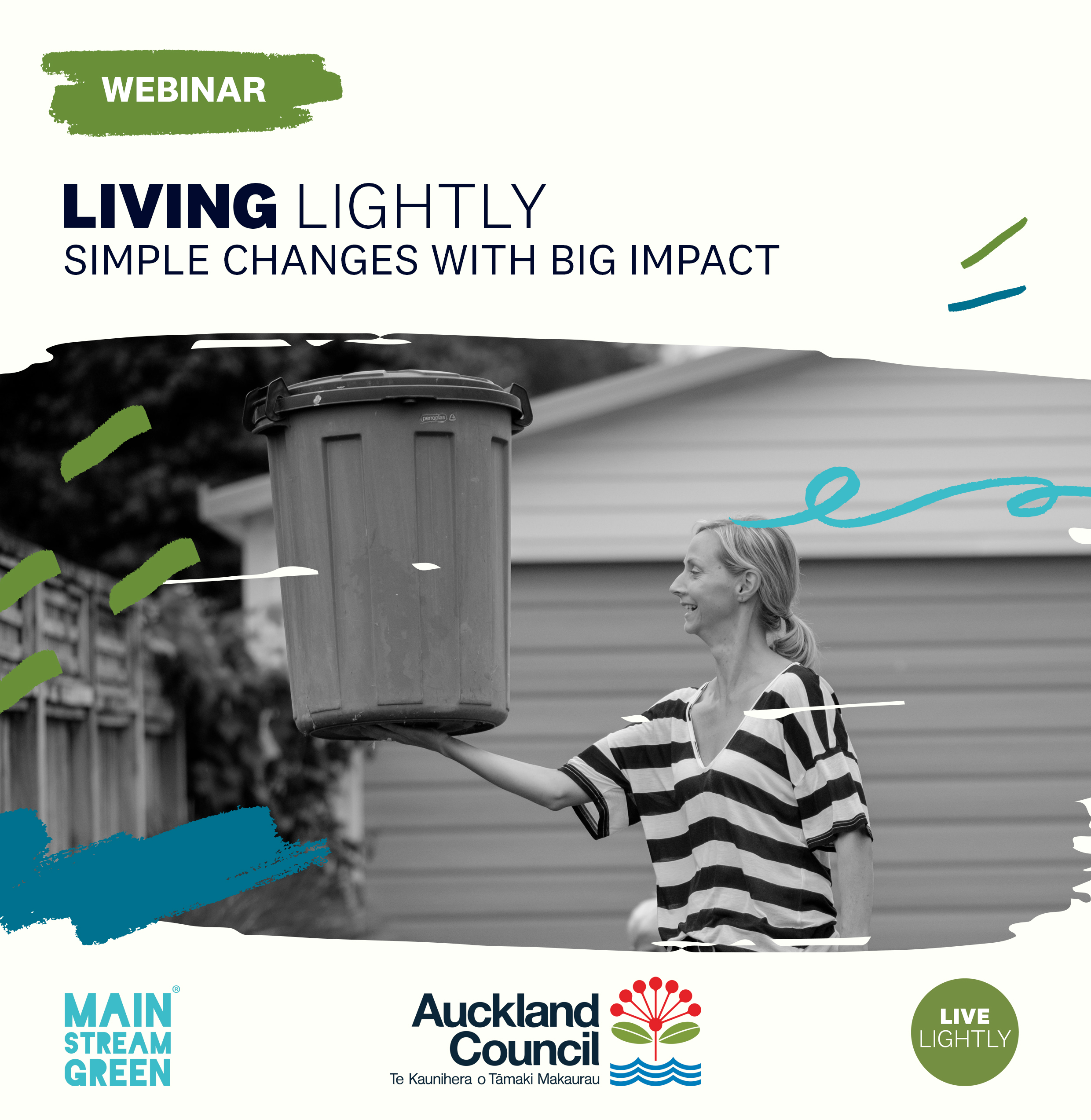 Living Lightly: Simple changes with big impact