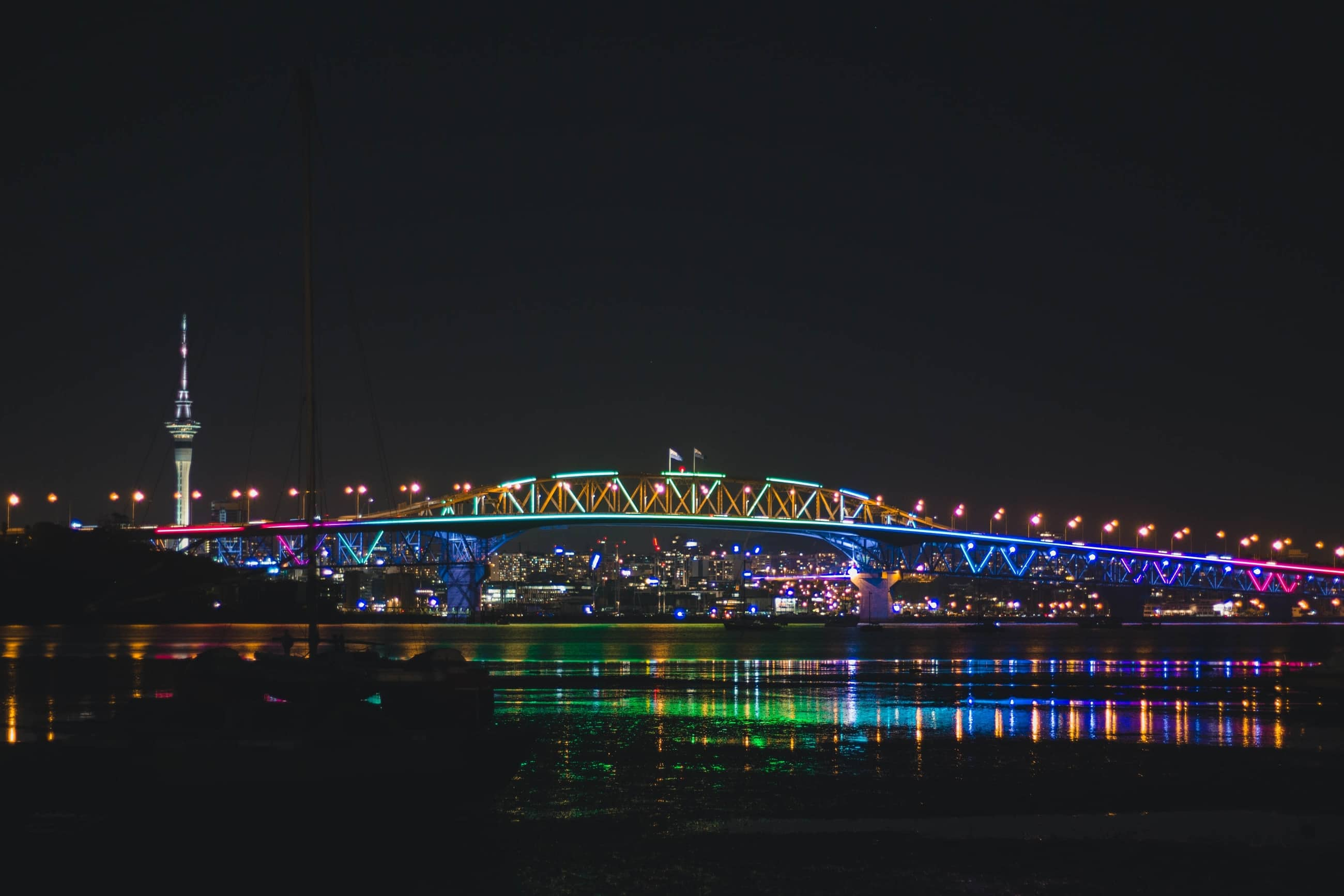 Vector Lights for World Energy Day