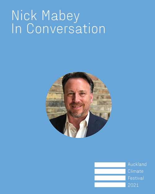 ACF In Conversation: Nick Mabey