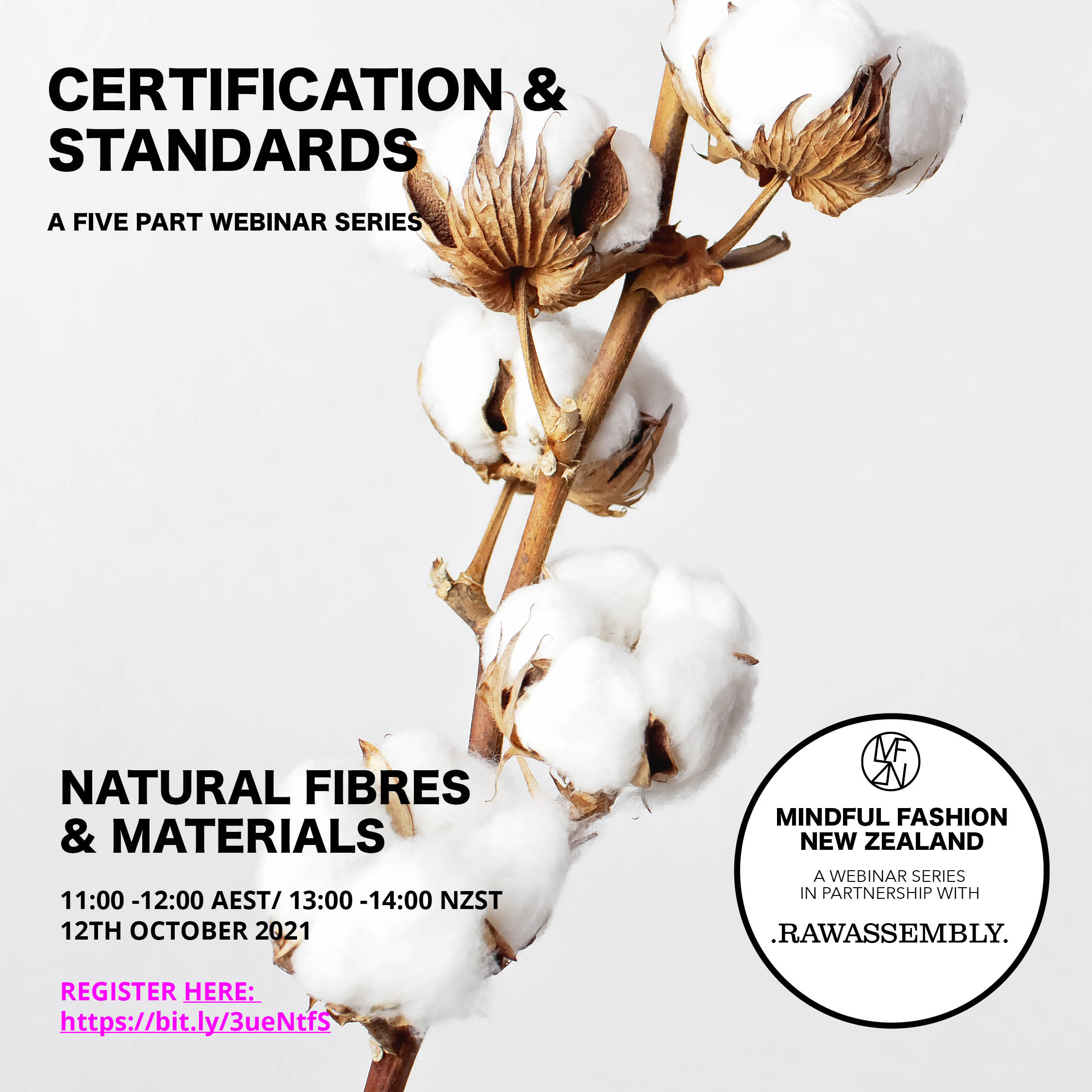 Natural fibre standards and certifications