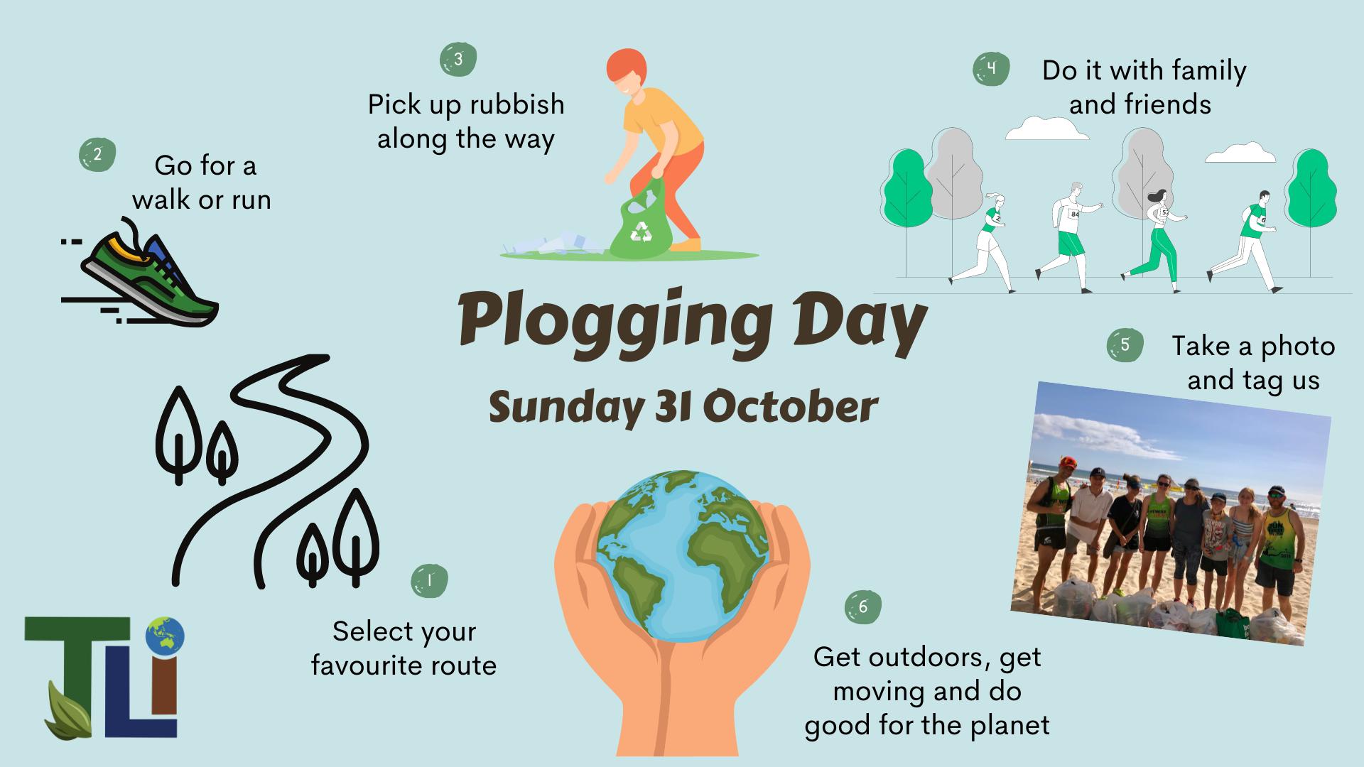TLI Plogging Day