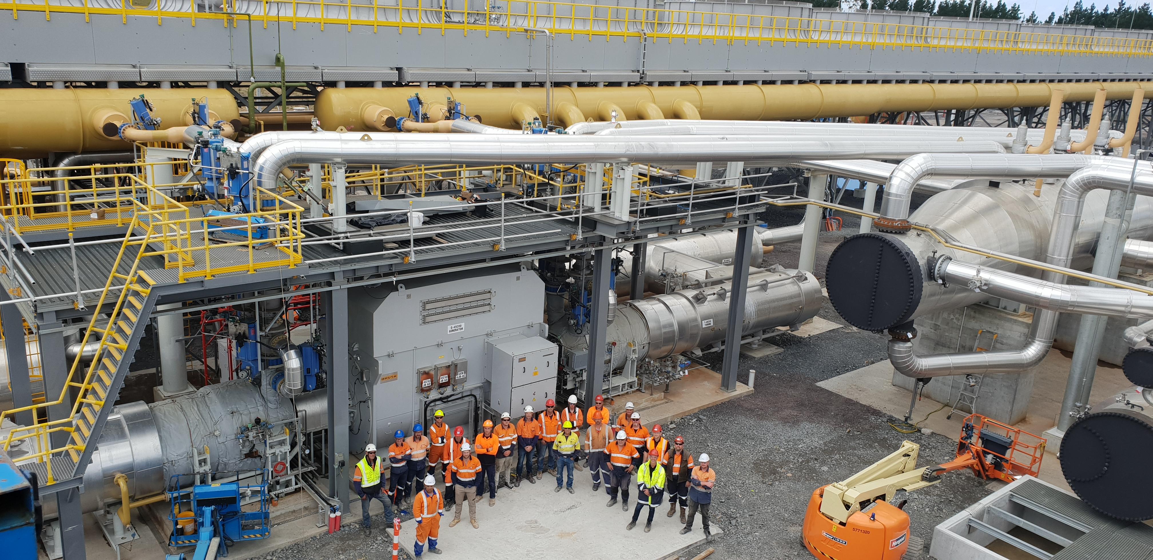 Ngawha OEC 4 Geothermal Project
