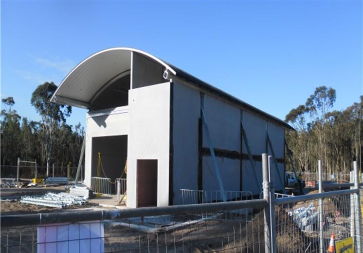 Williamtown RAAF Explosive Stores Stage 2