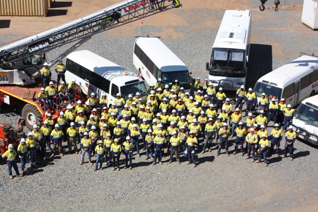 WALZ Rockland Copper Project