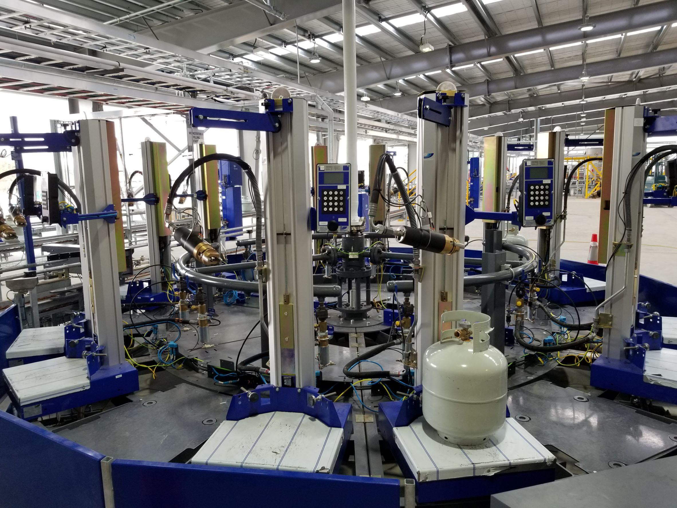 Ongas Bottleswap Facility