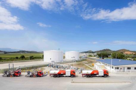 Erima Fuel Terminal Hydrant Pipeline