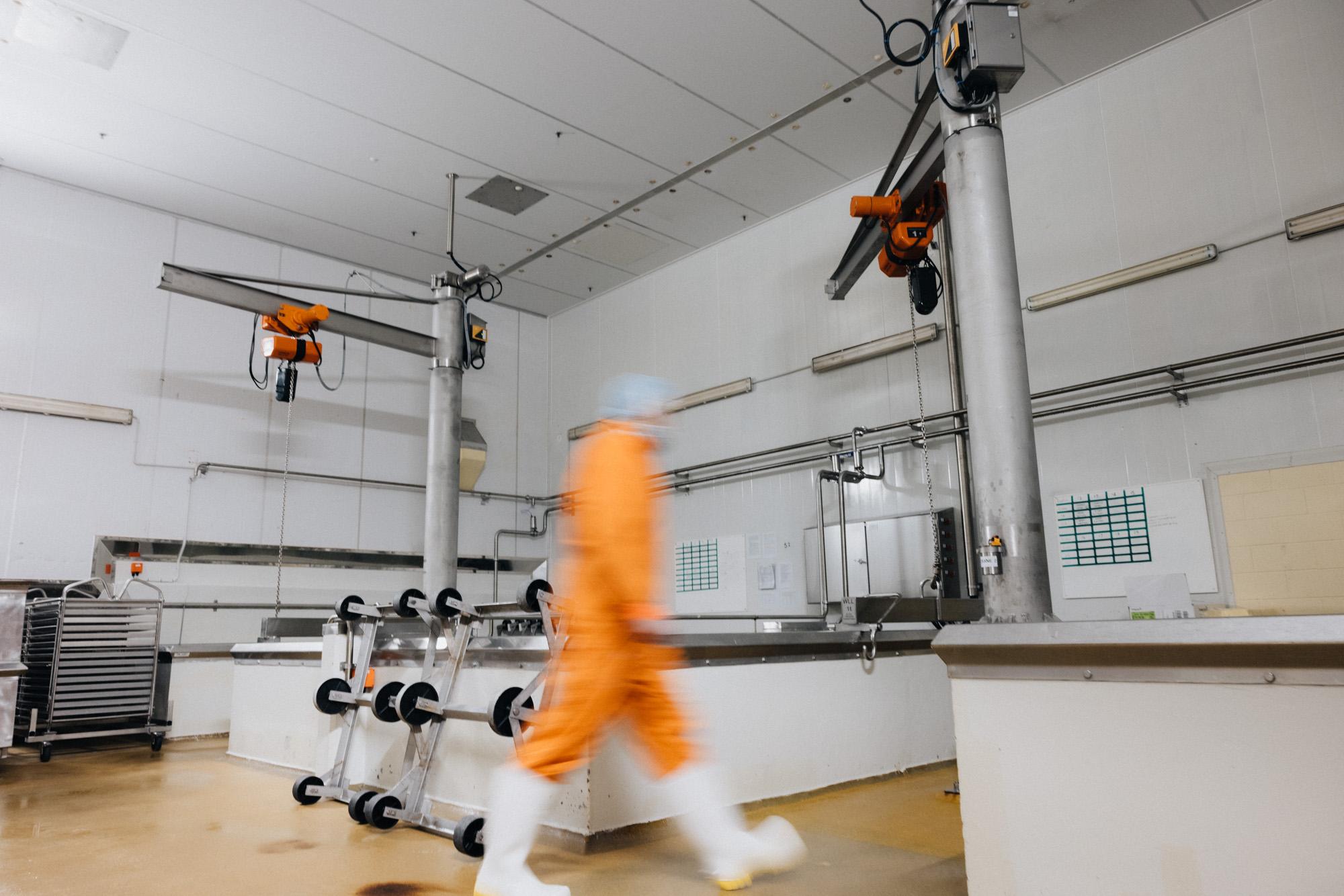Service and Maintenance - Fonterra