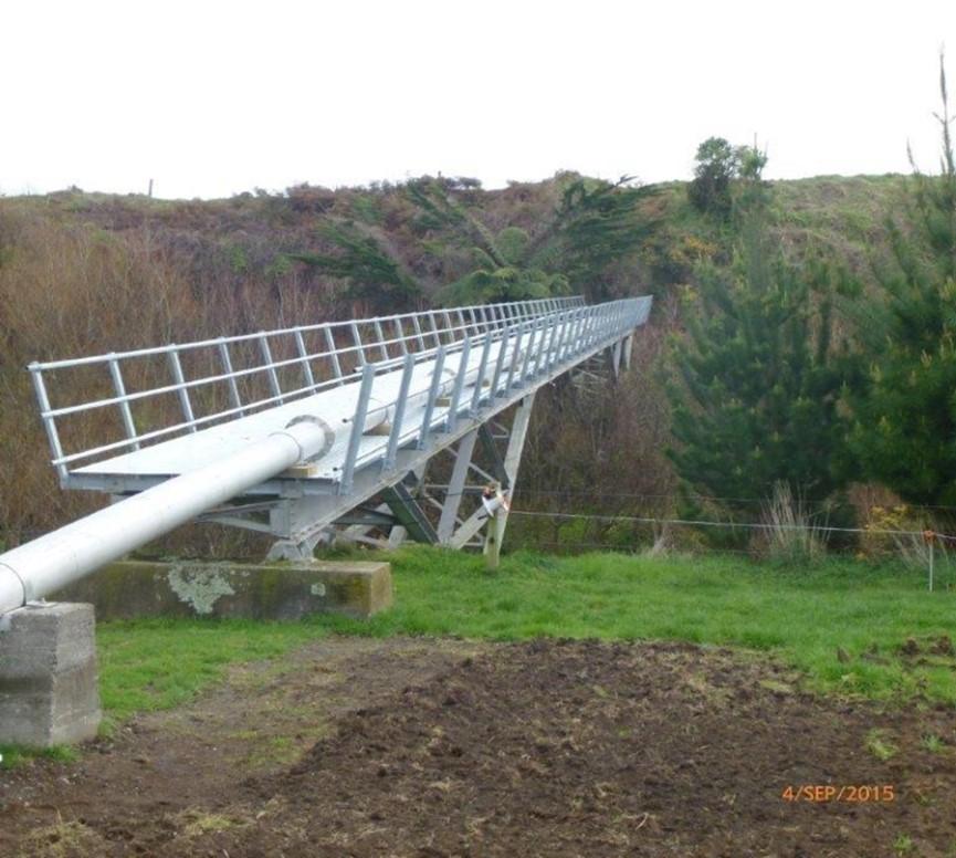Waingongoro Pipe Bridge Replacement