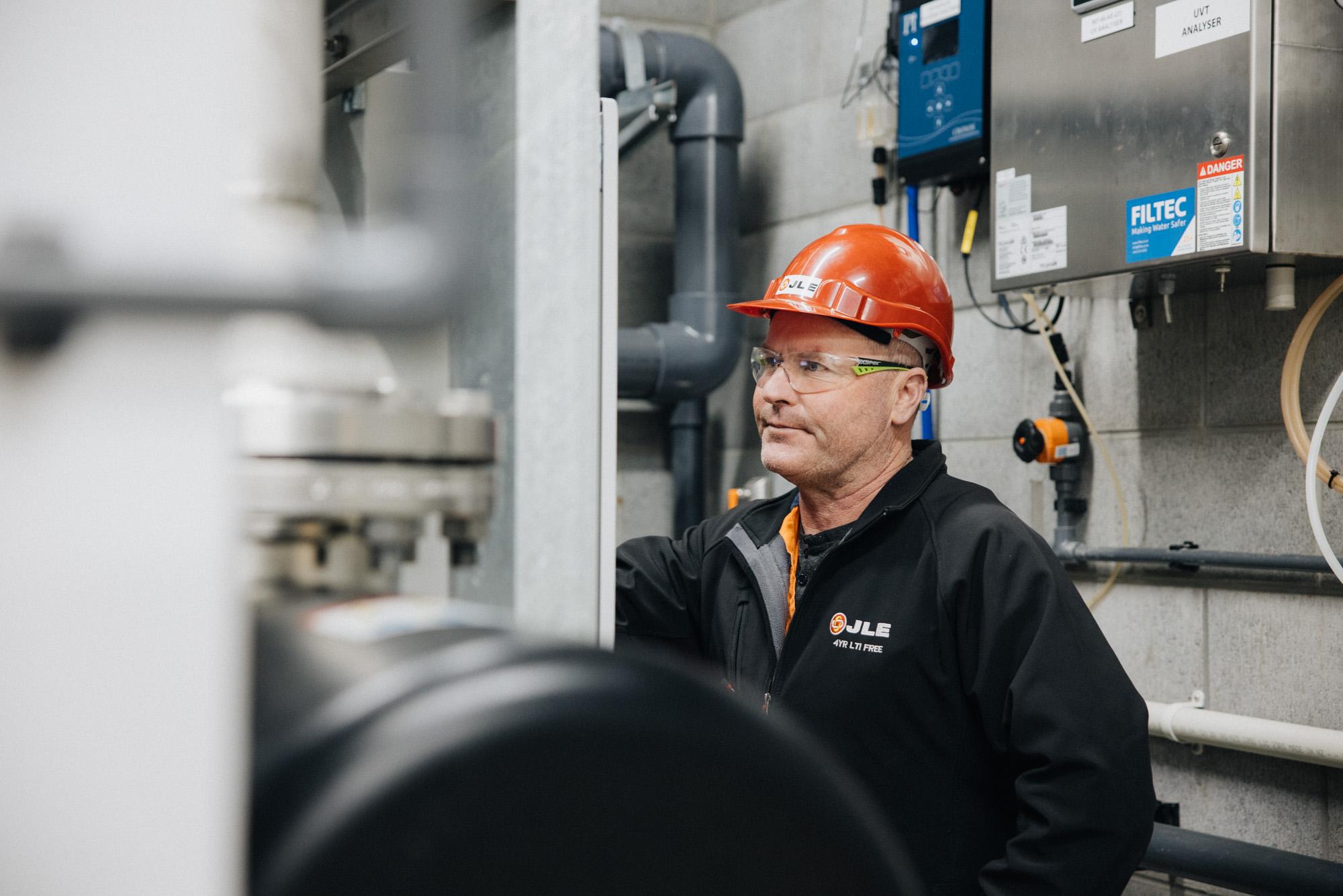 Waverley Water Treatment Plant Upgrade