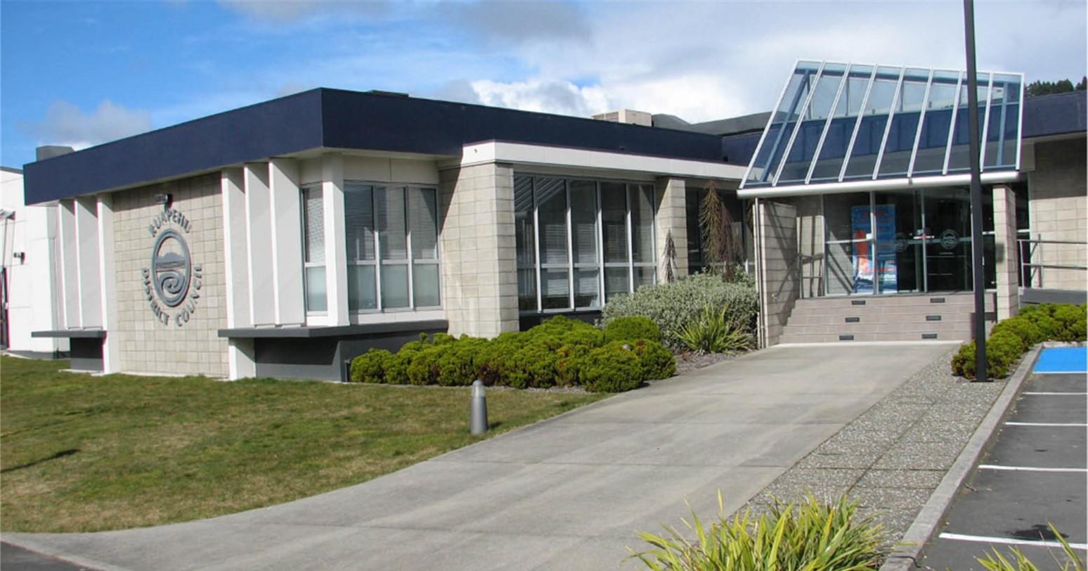 Ruapehu District Council Switch Board