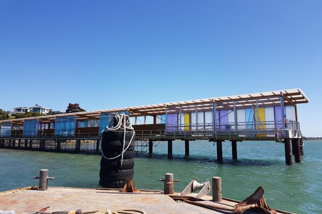 Half Moon Bay Ferry Terminal