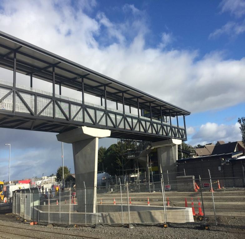 Pukekohe Bus Rail Station Upgrade