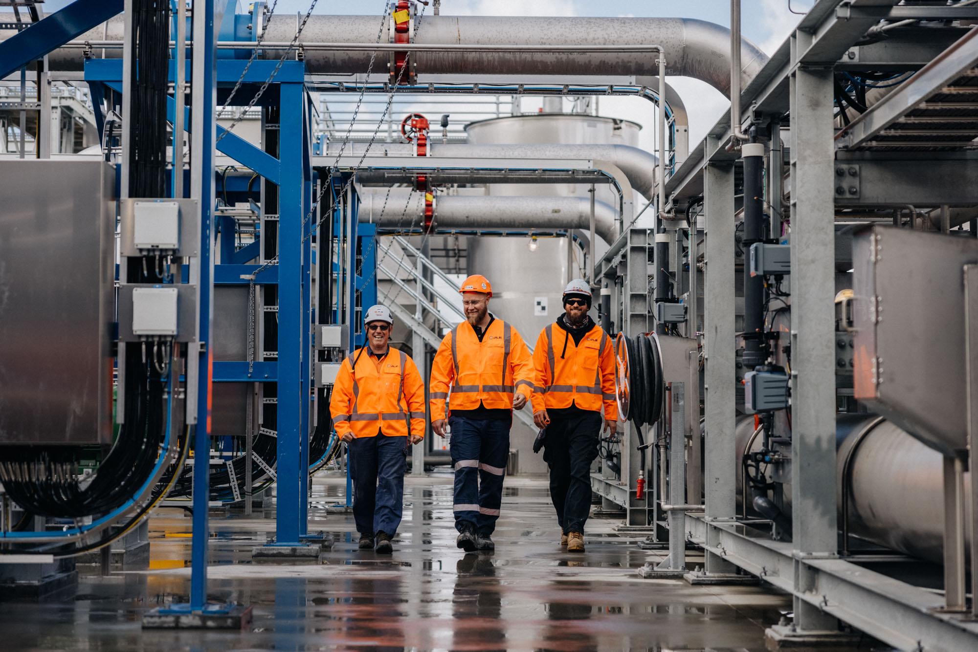 Tuakau Water Treatment Plant - Waikato 50
