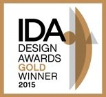 IDA Design Awards Gold Winner