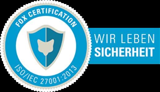 Fox Certification Badge