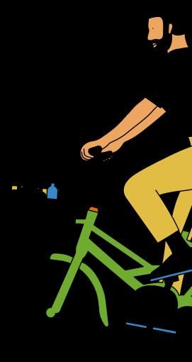 Culdesac mobile hero illustration