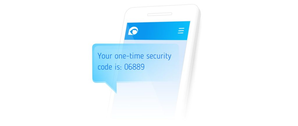 one time passcode sms