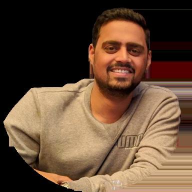 Profile picture Prabodh Tiwari